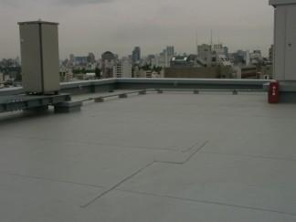 屋根(修繕後)
