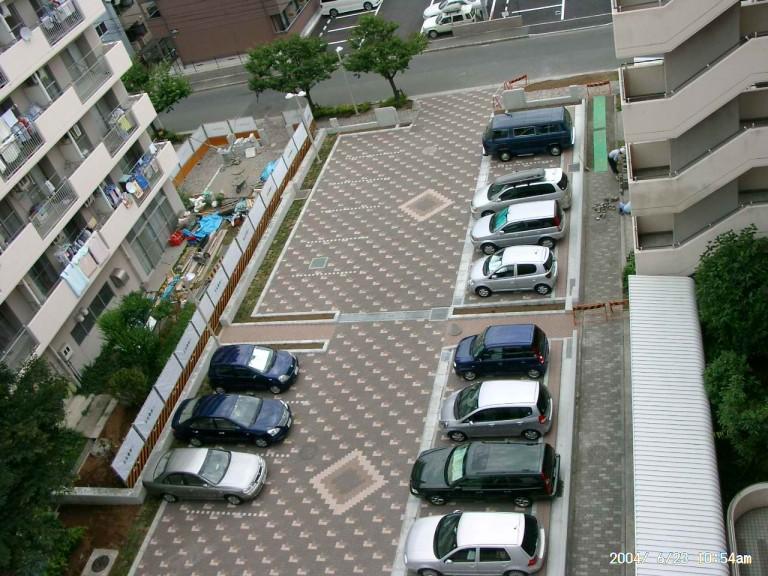 駐車場改良 After