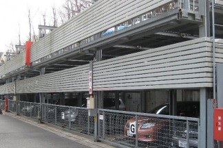 機械式式駐車場(工事前)