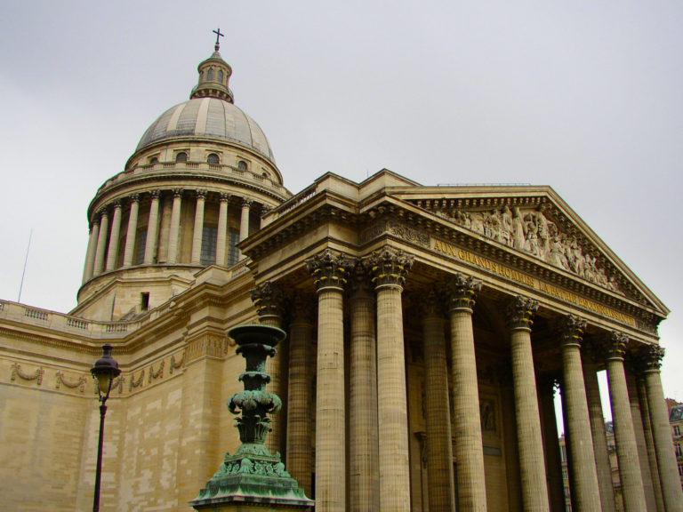ローマンコンクリートの代表的建物 パンテオン