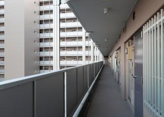 共用廊下(修繕後)