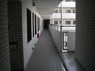 廊下(修繕後)